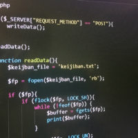 Wordpress コピーライトを消す方法 BizVektor編